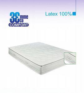 ECO CONFORT - matelas eco-confort 100% latex 7 zones 90*190*22 - Matelas En Latex