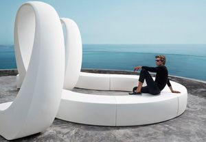 VONDOM - and - Banc De Jardin