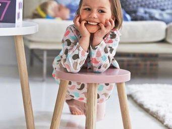 Miliboo - ludik - - Tabouret Enfant