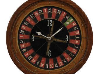 Interior's - horloge roulette - Horloge Murale