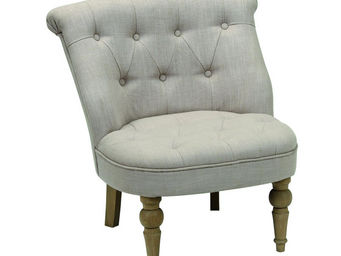Interior's - fauteuil bastien - Fauteuil Bas