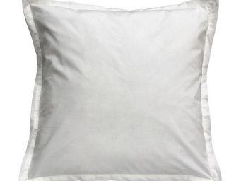 Interior's - taie d'oreiller blanche 60x60 - Taie D'oreiller