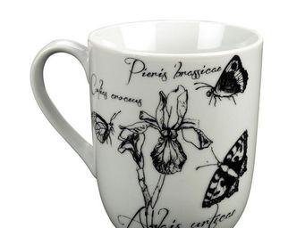 Interior's - mug iris - Mug