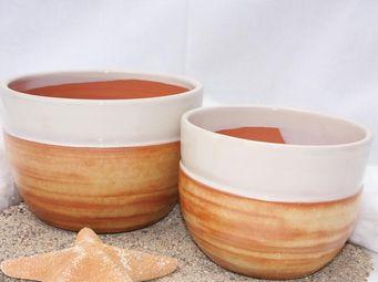 Les Poteries Clair de Terre - austral - Cache Pot