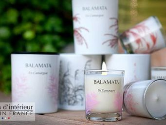 BALAMATA -  - Bougie Parfum�e