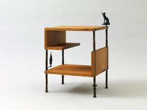 BRONZE FURNITURE LIVING SCULPTURES -  - Table D'appoint