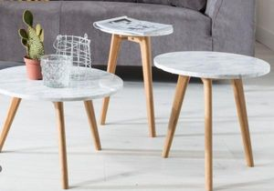 ZUIVER -  - Table Basse Ronde