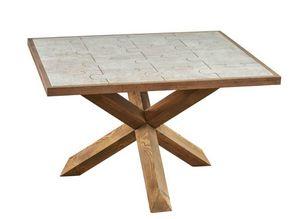 DIALMA BROWN -  - Table De Repas Rectangulaire