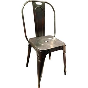 Mathi Design - chaise entrepot - Chaise