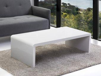 BELIANI - milwaukee - Table Basse Rectangulaire