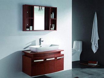 UsiRama.com - meuble salle de bains expos rangement 80cm - Meuble De Salle De Bains