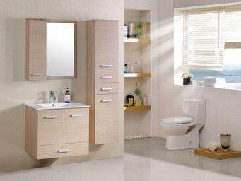 UsiRama.com - meuble salle de bain amazer 70cm - Meuble De Salle De Bains