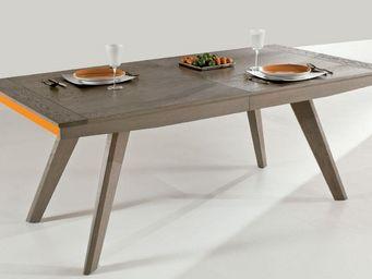 Ateliers De Langres - tentation__ - Table De Repas Rectangulaire