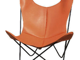 Airborne - buffalo orange - Fauteuil