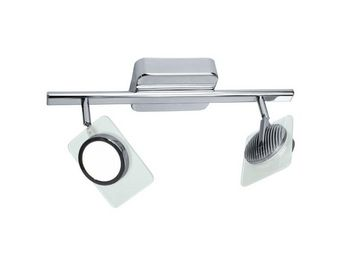 Eglo - spot double tinnari led aluminium - Applique