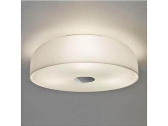 ASTRO LIGHTING - plafonnier rond salle de bain syros 350 - Plafonnier