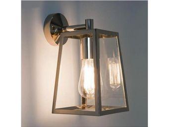 ASTRO LIGHTING - applique extérieure calvi wall nickel - Applique D'extérieur