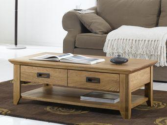 Ateliers De Langres - ushuaia - Table Basse Rectangulaire