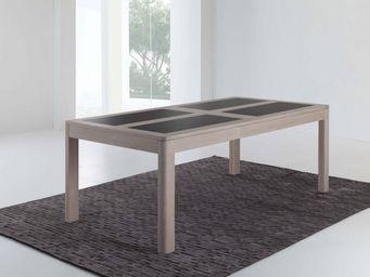 Ateliers De Langres - deauvil - Table De Repas Rectangulaire
