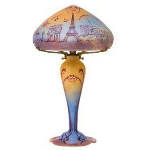 La Rochere -  - Lampe À Poser