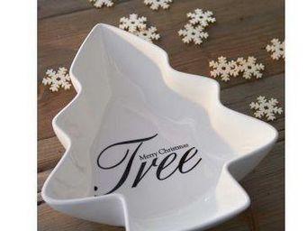 Riviera Maison - merry chirstmas tree  - Décoration De Table De Noël