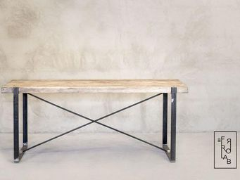 FERROLAB -  - Table De Repas Rectangulaire