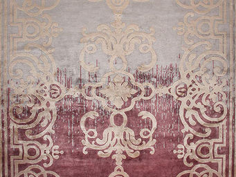 EDITION BOUGAINVILLE - magellan shadow grenadine - Tapis Contemporain