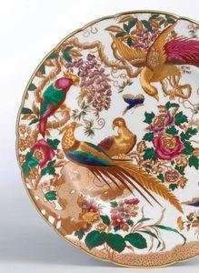 ROYAL CROWN DERBY -  - Assiette Plate