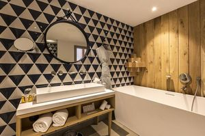 FAUVEL- NORMANDY CERAMICS -  - Carrelage Mural