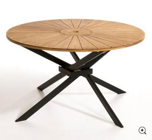 AM PM - jakta - Table De Jardin Ronde