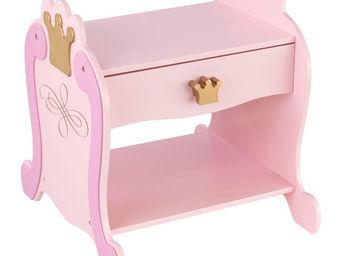 KidKraft - table de nuit princesse - Chevet Enfant