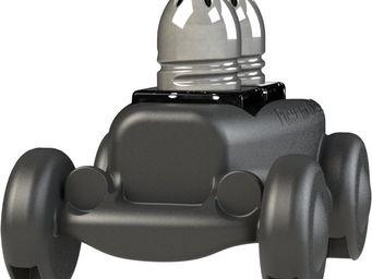 STANDARD GUM EASY - sali�re poivri�re voiture design noir - Sali�re Et Poivri�re