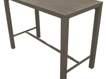 PROLOISIRS - table haute milano - Table De Jardin