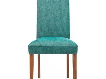 Kare Design - chaise econo slim rhythm verte - Chaise