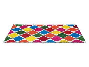 Kare Design - tapis multicolore waterdrop colore 170x240cm - Tapis Contemporain