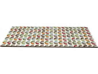 Kare Design - tapis en coton leaf colore 170x240 cm - Tapis Contemporain