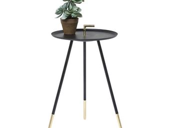 Kare Design - table d appoint trampolo 38cm - Table D'appoint
