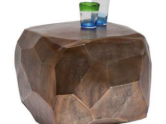 Kare Design - table basse diamond cuivre 56x56 cm - Table Basse Carr�e