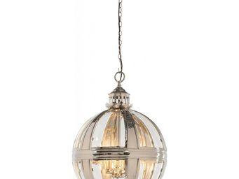 Kare Design - suspension glass ball antique - Suspension