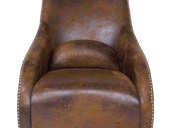 Kare Design - fauteuil à bascule rocking chair swing ritmo vinta - Fauteuil
