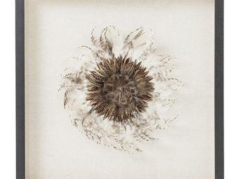Kare Design - tableau dreamcatcher blanc 60x60 cm - Tableau Décoratif