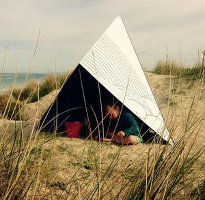 SECONDAIRE - la hutte sous la mer-- - Maison De Jardin Enfant