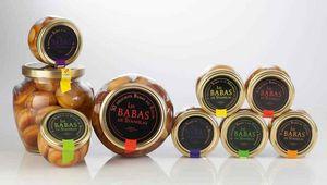 LES  NOUGATS STANISLAS - les babas de stanislas� - Biscuit Parfum�
