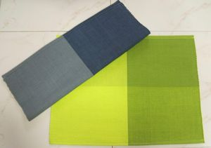 ITI  - Indian Textile Innovation - check - Set De Table