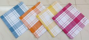 ITI  - Indian Textile Innovation - check - Serviette De Table