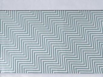 BAILET - ornement prestige - symphonie - 260x37 cm - vert d - Parure De Lit
