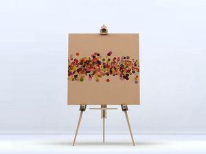 la Magie dans l'Image - toile printemps 2 - Impression Numérique Sur Toile