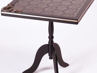 RELOADED DESIGN - mini table celtic dragons medium - Table D'appoint