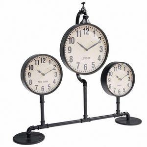 Maisons du monde - hudso - Horloge À Poser