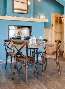 SKa France -  - Chaise De Restaurant